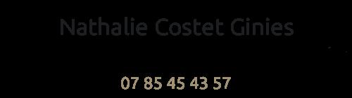 Nathalie Costet Ginies Psychanalyste, hypnothérapeute